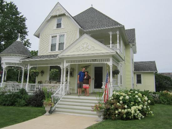 Anna V's Bed and Breakfast: Lovely victorian house