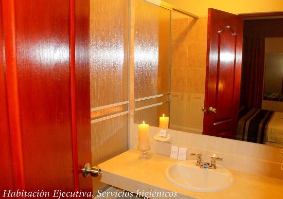 Hotel Vila Santa Miraflores: Servicios higiénicos