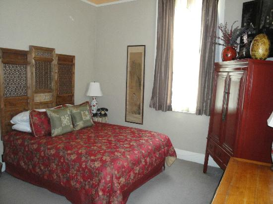 Hotel DeFuniak: The oriental room