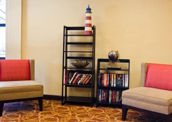Comfort Inn Annapolis: MDLobby