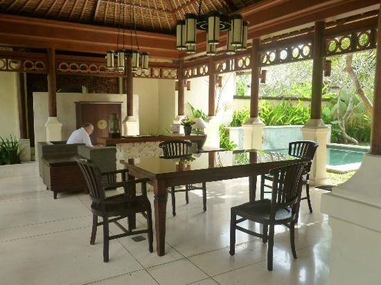 Pat-Mase, Villas at Jimbaran : living area
