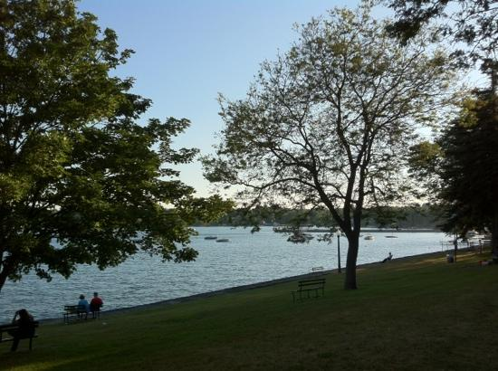 Skaneateles Lake: Thayer Park, Skaneateles