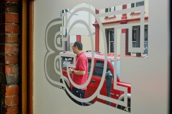 TGB Bar & Restaurant : Out the Window