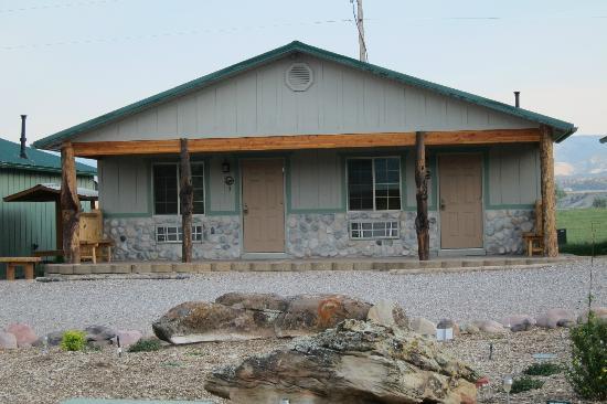 R-Hideout Inn: Double cabin - beautifully designed!
