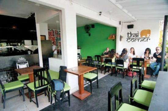 Thai Corner: Inside