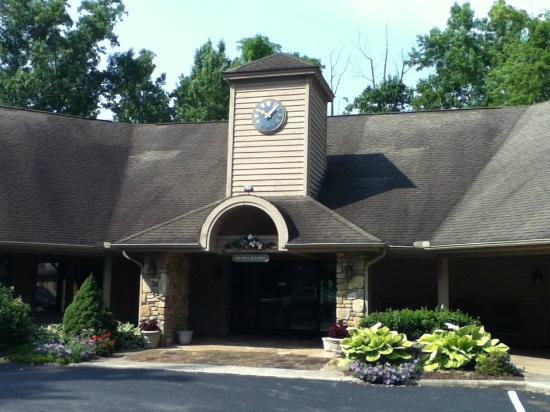 Inn at Blue Ridge: Entrance