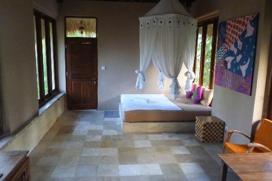 Villa Areklo: 2nd bedroom in Family Suite