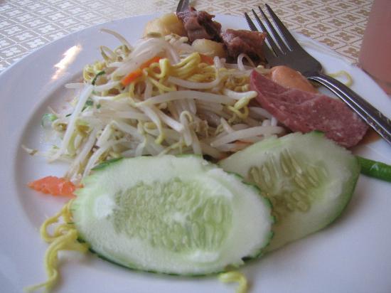 The Cong Doan Hotel: Breakfast