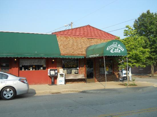 Central City Cafe West Huntington Wv