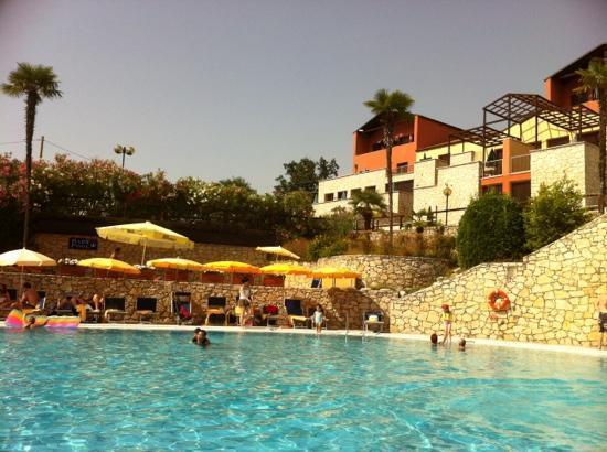 Le Torri del Garda Hotel: piscina relax