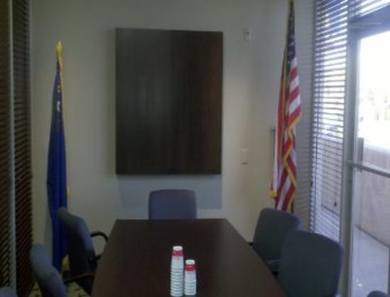 Fortune Hotel & Suites: Board Room