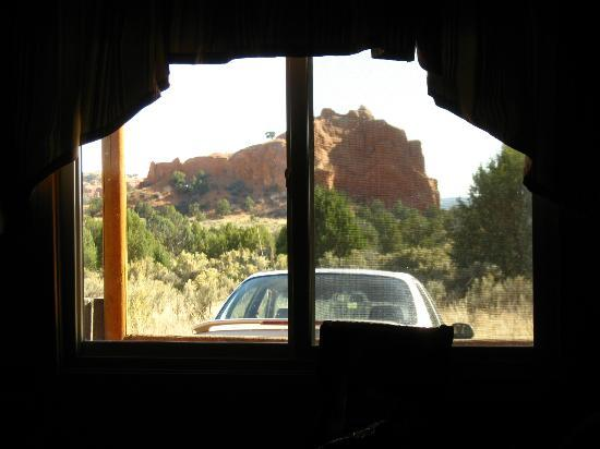 Bryce Canyon Villas: View from window