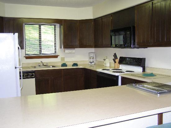 French Lick Springs Villas: kitchen