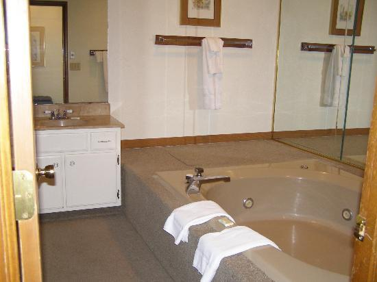 French Lick, IN: Jacuzzi