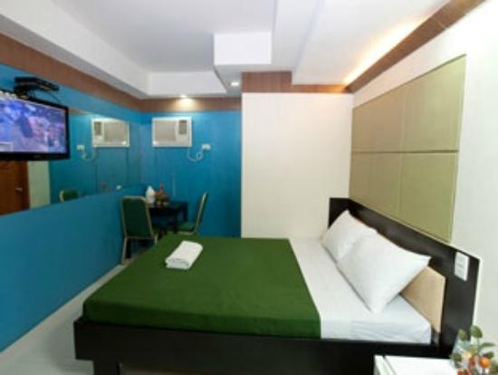 Valleyfront Hotel : Standard Double Bed Room