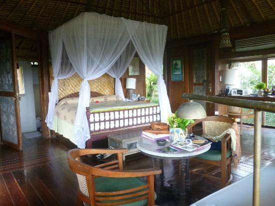 Taman Bebek Resort & Spa: our boudoir