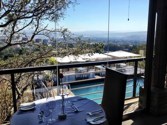 Orange Restaurant: view