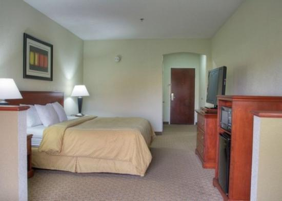 Comfort Suites: KYKing Suite