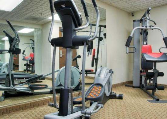 Comfort Suites : KYFitness Room