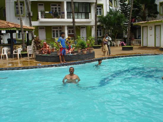Alor Grande Holiday Resort: Pool