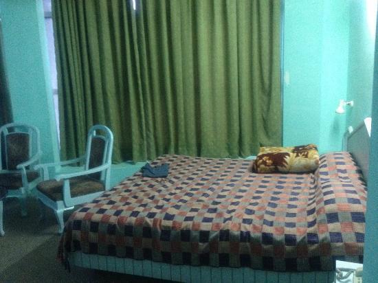 Barog, India: Room