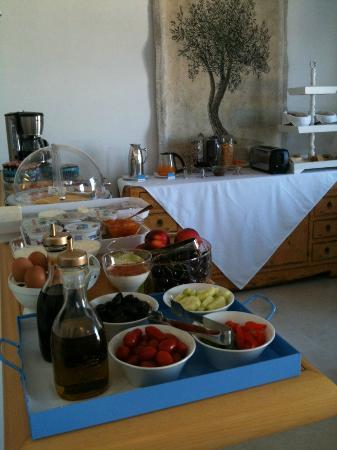PortoBello Boutique Hotel: Breakfast