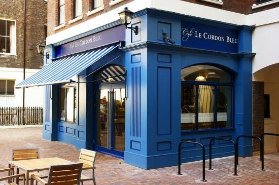 Cafe Le Cordon Bleu London