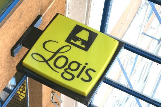 Logis Institut Hotel : Enseigne