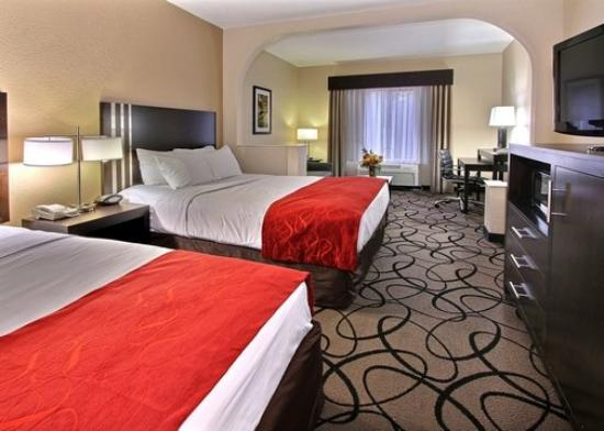 Comfort Suites UCF / Research Park: FLQueen Double