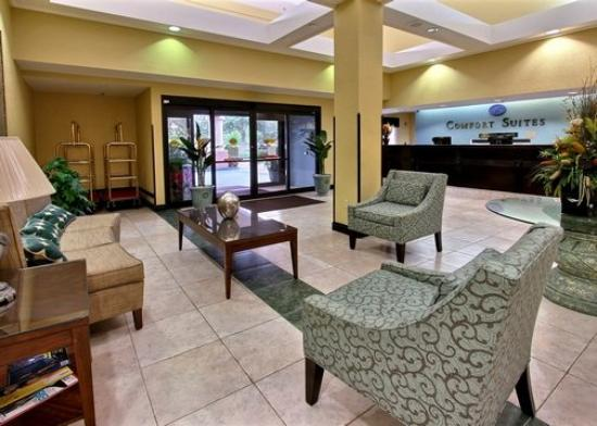 Comfort Suites UCF / Research Park: FLLobby