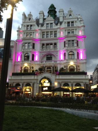 Facciata Principale Hotel Picture Of Premier Inn London Leicester