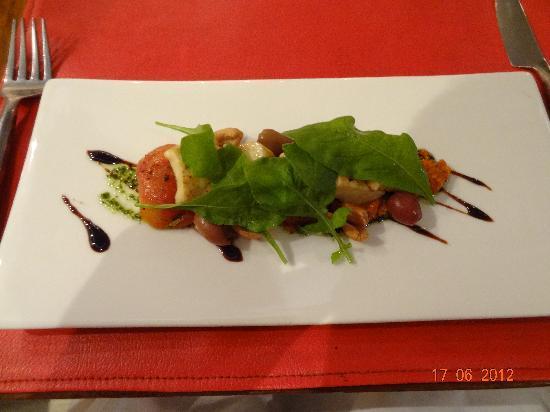 Red Snapper Restaurant & Bar: Starter
