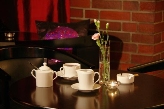Restauracja Polonia: Hotel POLONIA Raciborz - e-go club&cafe