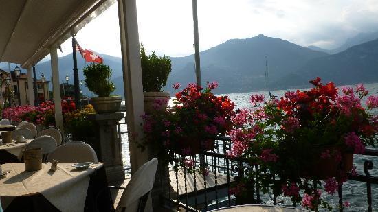 Hotel Bellavista: veranda hotel