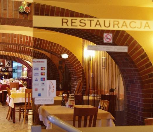 Restauracja Polonia: Hotel POLONIA Raciborz - restaurant
