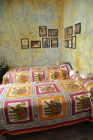 Artistic B&B: Zimmer mit Twin Beds