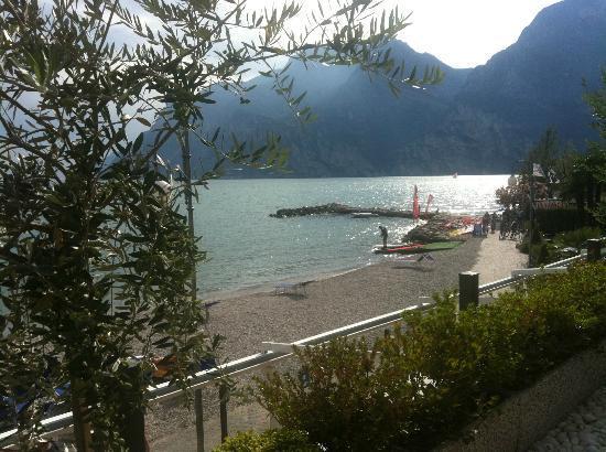 Hotel Lido Blu Surf & Bike: Aussicht vom Balkon