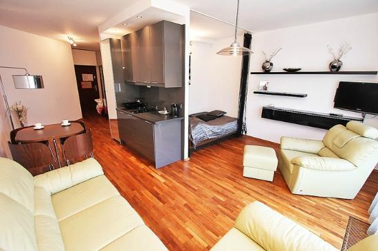Capital Apartments Wroclaw : Wroclaw Apartment, Krawiecka