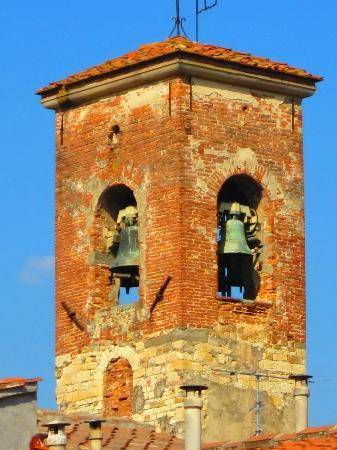 Stilhotel: Old bell tower in Signa