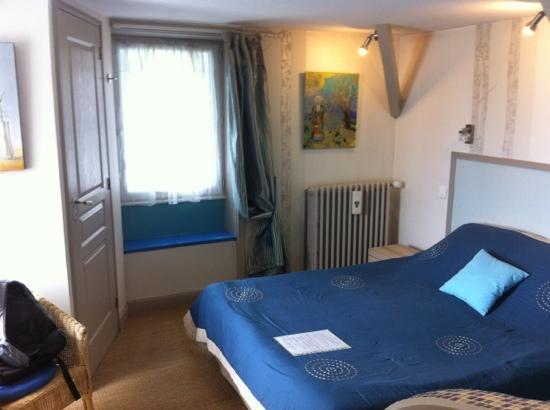 Les Tilleuls : room