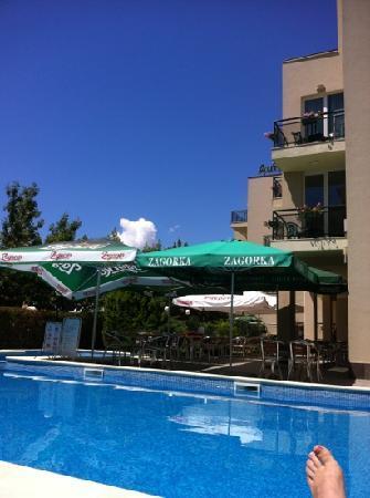 Hotel Aurelia: kushnir oleksandr
