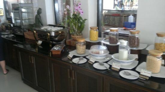 Samui Paradise Chaweng Beach Resort: Breakfast buffet 3