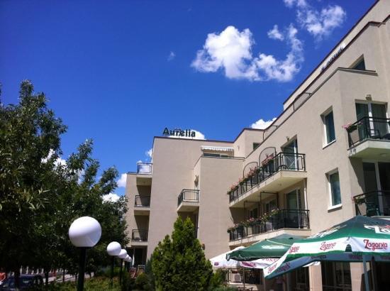 Hotel Aurelia : kushnir oleksandr