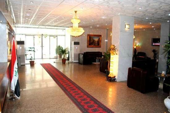 Erbil Tower Hotel: lobby