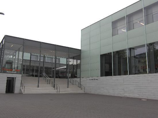 Museum Folkwang: 外観