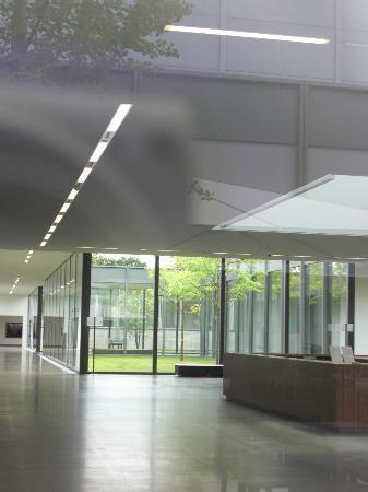 Museum Folkwang: ロビー