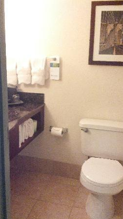 Wyndham Philadelphia - Mount Laurel: bathroom