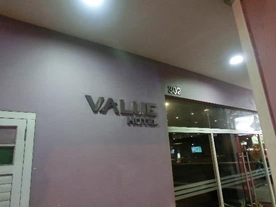 Value Hotel Nice: 外観