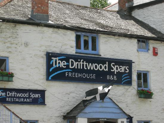 The Driftwood Spars B & B: Great