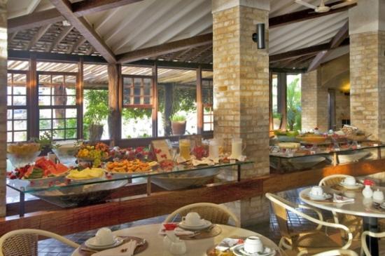 Restaurante Azul - Café da Manhã